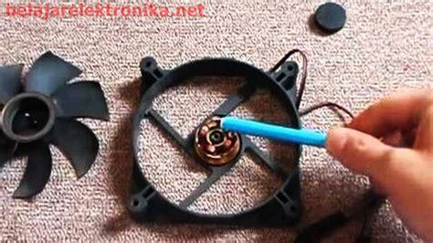 Kipas Angin Listrik Mini cara membuat ac sederhana tanpa listrik animegue