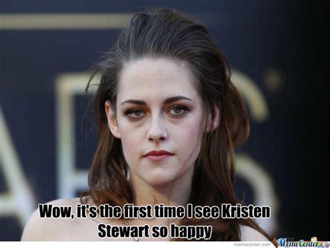 Kristen Stewart Meme - kristen stewart emotions by recyclebin meme center