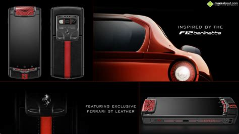 mobile phones limited vertu ti limited edition