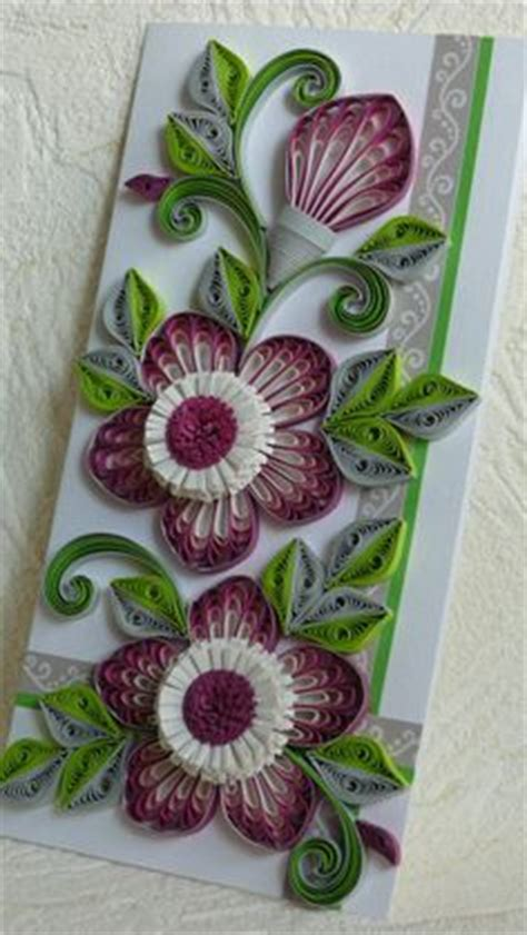 quilling art greeting card birthday wedding mother s 1000 images about floral quilling on pinterest quilling