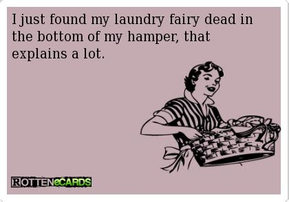 Laundry Meme - rethinking laundry piles of revelations about privilege and motherhood