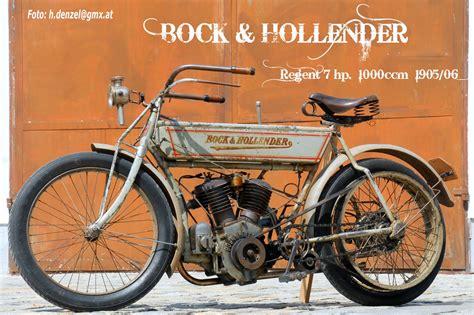 1000ccm Motorrad by Bock Hollender Regent 7hp 1000ccm 1905 06 Benzinradl N