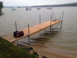 boat dock cart best 25 boat dock ideas on pinterest dock ideas lake