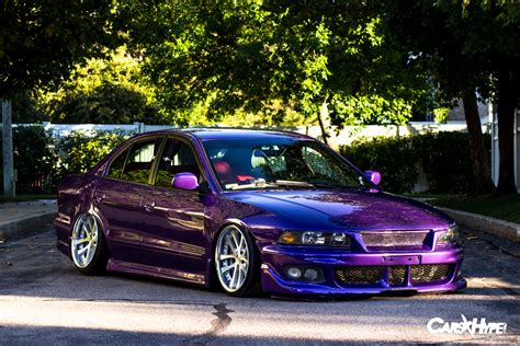 stanced mitsubishi galant stanced galant gallery