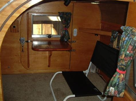 The Chair Trailer by A Beautiful Diy Teardrop Trailer Tiny House For Us