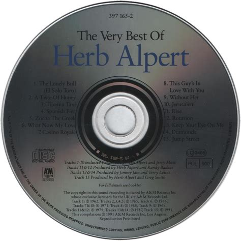 the best of herb alpert the best of herb alpert herb alpert mp3 buy