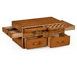 coffee table trunks coffee table charming trunk style coffee table idea