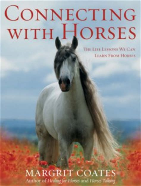 horses and books healing books and by margrit coates