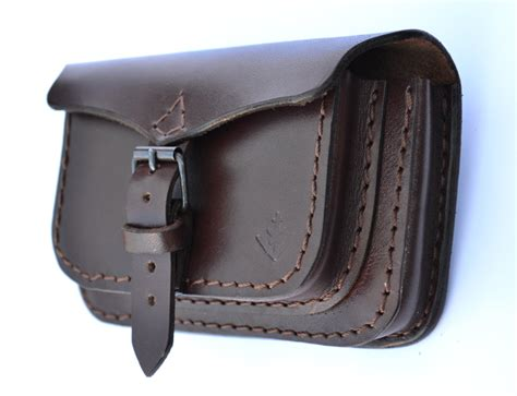 belt bag leather belt bag leather hip belt bag festival