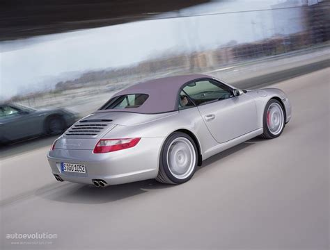 porsche carrera 2005 porsche 911 carrera s cabriolet 997 2005 2006 2007