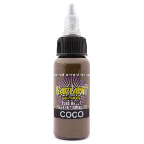 radiant tattoo ink ink radiant colors coco