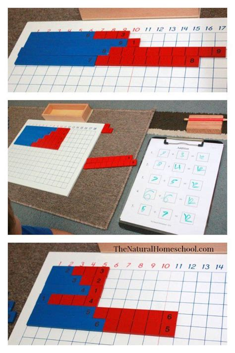 free printable montessori math materials 316 best images about mathematics montessori materials on