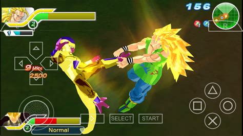 download mod game ppsspp dragon ball z tenkaichi tag team mod v9 ppsspp iso free