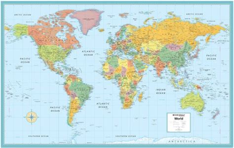 world map labeled world map with states labeled my