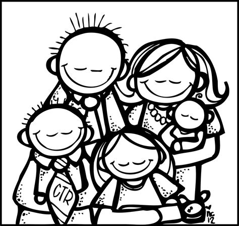 coloring pages family praying together family praying together clipart 39
