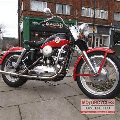 harley davidsons for sale uk 1958 harley davidson xlch for sale motorcycles unlimited
