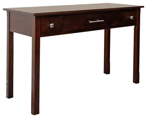 42 inch wide desk avalon 47 inch wide office desk in tobacco brown