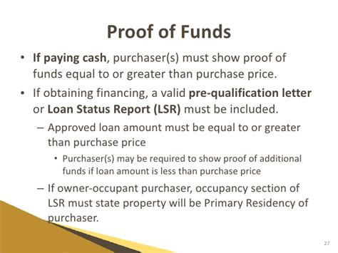proof of funds for buying a house proof of funds for buying a house 28 images best photos of proof of funds letter
