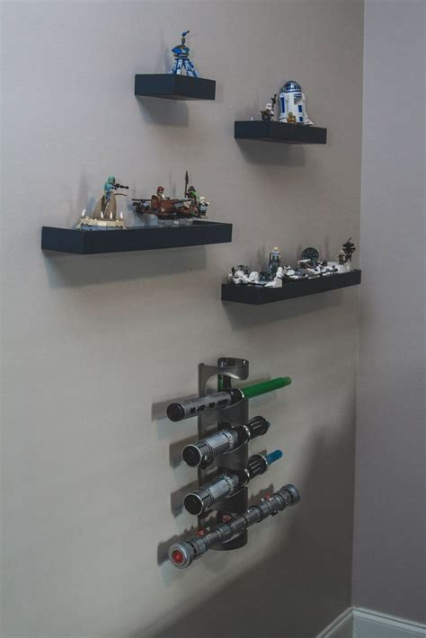 star wars bedroom l the 25 best ideas about display shelf on pinterest