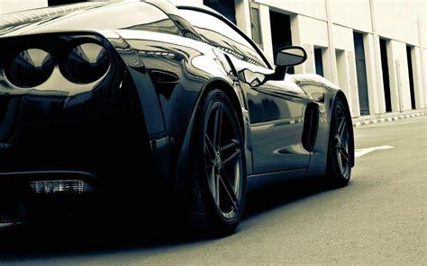 black cars wallpapers corvette wallpapers wallpaper cave