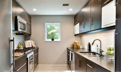 la cocina y los 8483067447 la distribuci 243 n de las cocinas en paralelo o 2 frentes