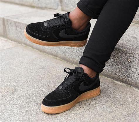 Nike Air 1 07 Se 1 nike air 1 07 se black gum aa0287 002 sneaker bar