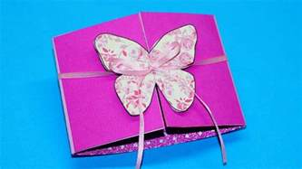 butterfly card learn how to make this butterfly paper crafts greeting card diy
