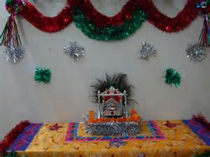 Home Decoration For Janmashtami by 15 Krishna Janmashtami Decoration Pictures And Images