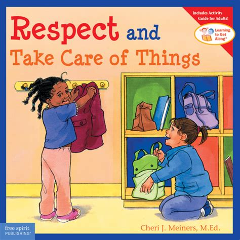 how to take pictures of books respect and take care of things learning to get along