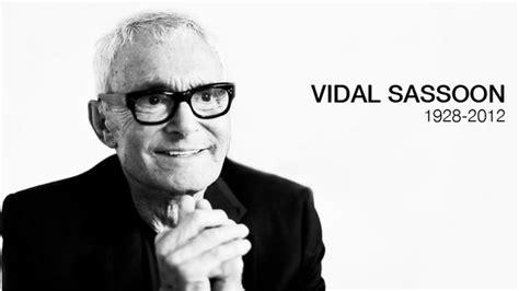Sisir Vidal Sassoon hair vidal sassoon quotes quotesgram