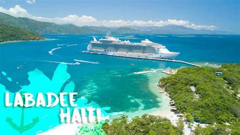 haiti cruise labadee labadee haiti the caribbean s most adventurous