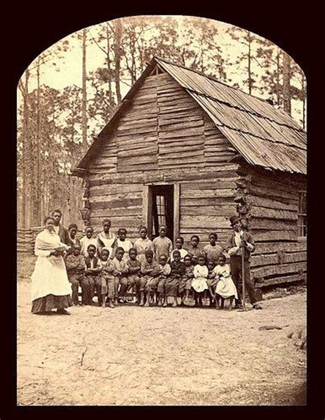 a room slaves quot colored school at fruit cove florida quot a beautiful stereoscopic image of proud students lined