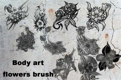 tattoo photoshop brushes huge collection of high quality free tattoo brushes for