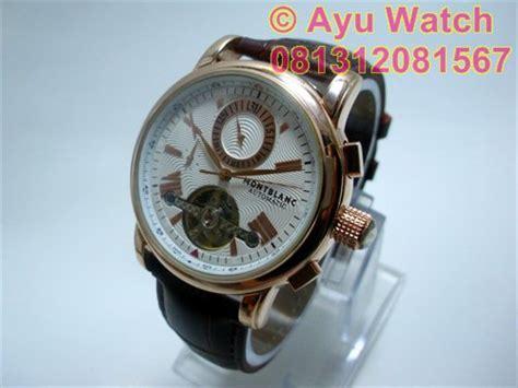 Jam Tangan Montblanc Tipe 28685 jam tangan pria montblanc automatic hari dan tanggal jam