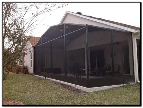 screen room enclosure kits diy patio screen enclosure kits patios 36840 paydwnxbgn