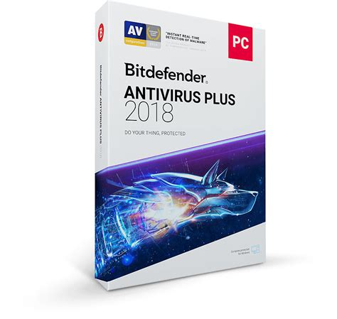 Antivirus Bitdefender by Bitdefender Antivirus Plus 2018 Best Antivirus For Windows