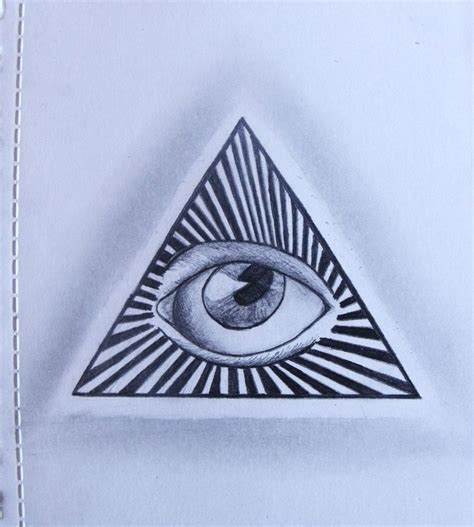 illuminati pyramid eye the gallery for gt illuminati pyramid eye drawing