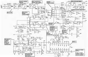 300w atx power supply schematic diagrams circuit diagram world