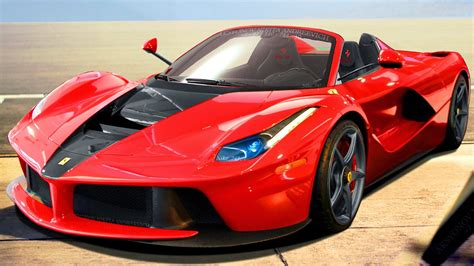 How Much Is A Ferrari by How Much Does A Ferrari Laferrari Cost New Cars Review