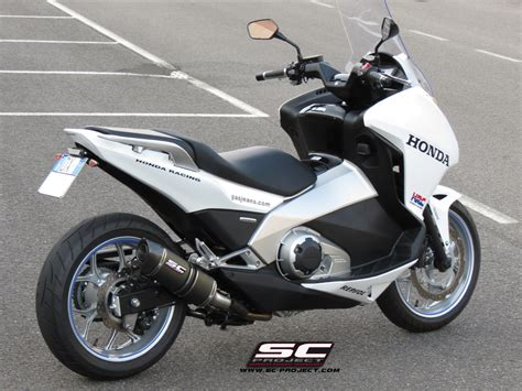 honda integra scooter honda integra silencer
