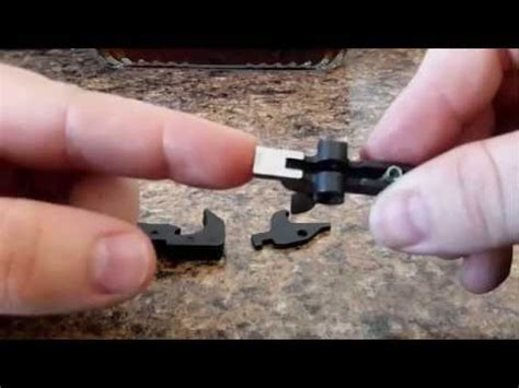 Polieren Jp by How To And The Benefits Of Polishing Your Ar 15 Trigger