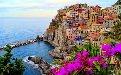 italian water italy landscape city house building colorful water wallpapers hd desktop and