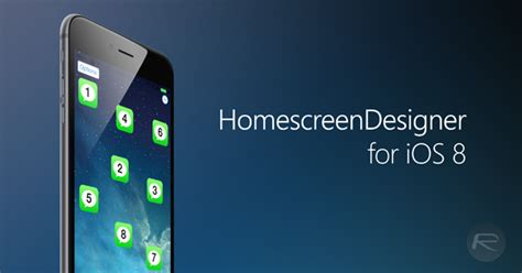 iconoclasm layout maker ios 8 homescreendesigner for ios 8 released lets you arrange