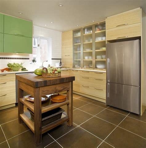 cuisine bambou bambou accent couleur cuisine thermoplastique bois quartz