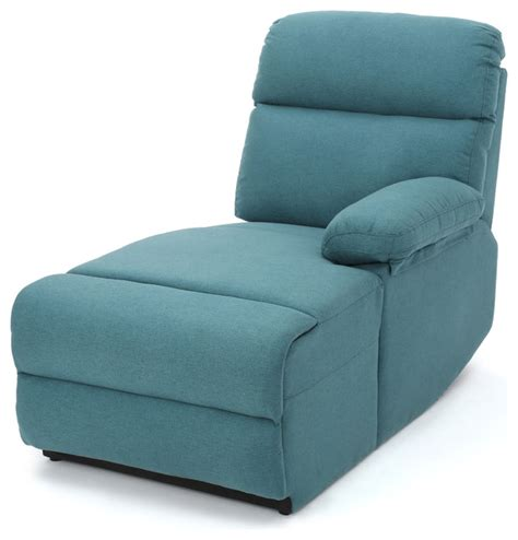 teal chaise lounge susana comfort modern fabric chaise contemporary