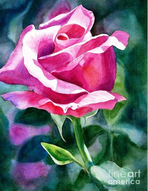 imagenes flores pintadas cuadros modernos pinturas y dibujos flores acuarelas en