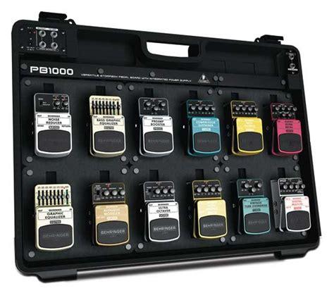 Aksesoris Hiasan Handphone Guitar jual behringer pedal board pb1000 pb 1000 for guitar bass digital musik indonesia