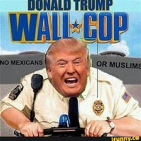 Meme Wall - donald trump we will build mexico border wall picture