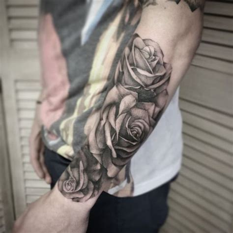 best 25 rose tattoos for men ideas on pinterest rose