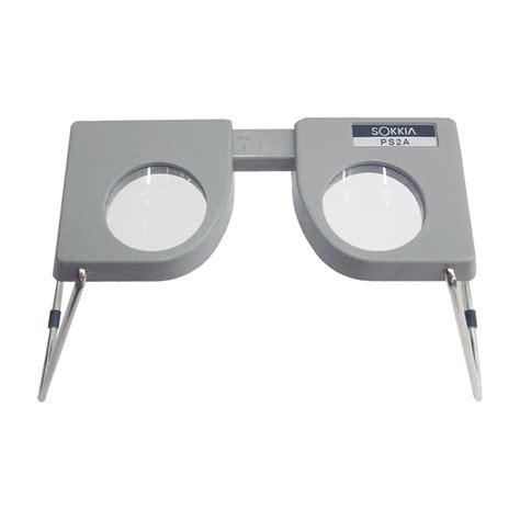 Pocket Stereoscope 4x sokkia pocket stereoscope 4x magnification